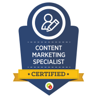 Digital marketer content marketing specialist