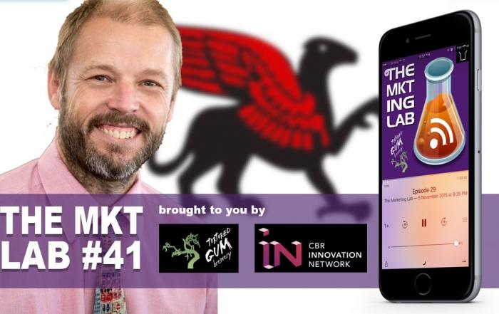 Tim Hyde - The Sales Machine - The marketing Lab #43